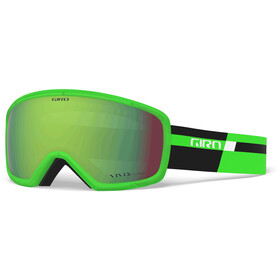 Giro Ringo Masque, green black podium/vivid emerald